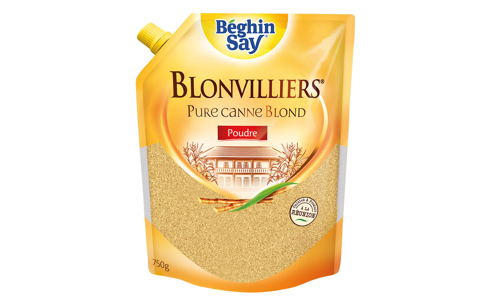 beghin say blonvilliers poudre sachet doypack 750g