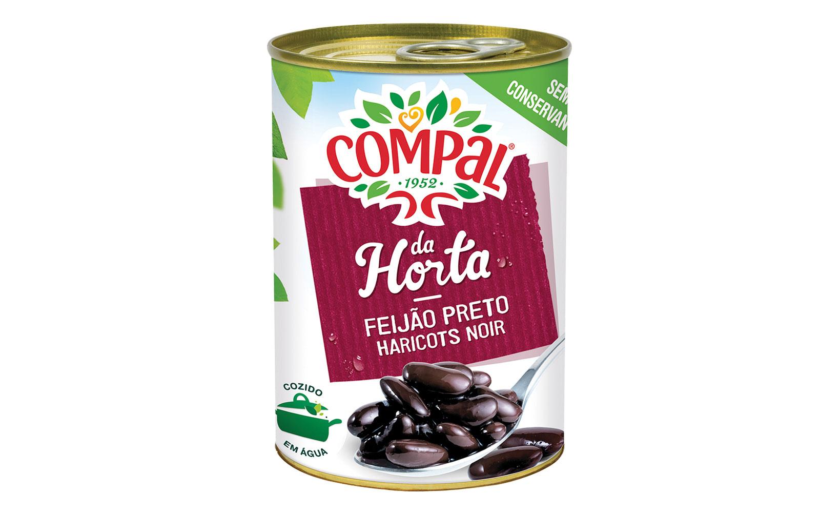 compal black beans