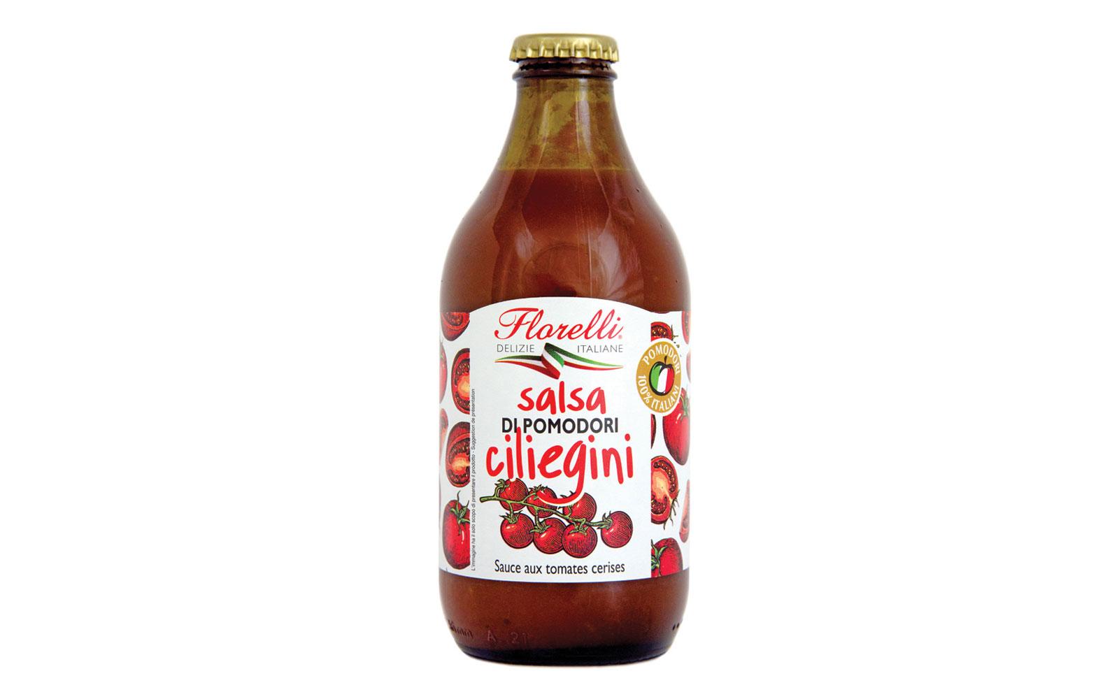 florelli sauce tomates cerises