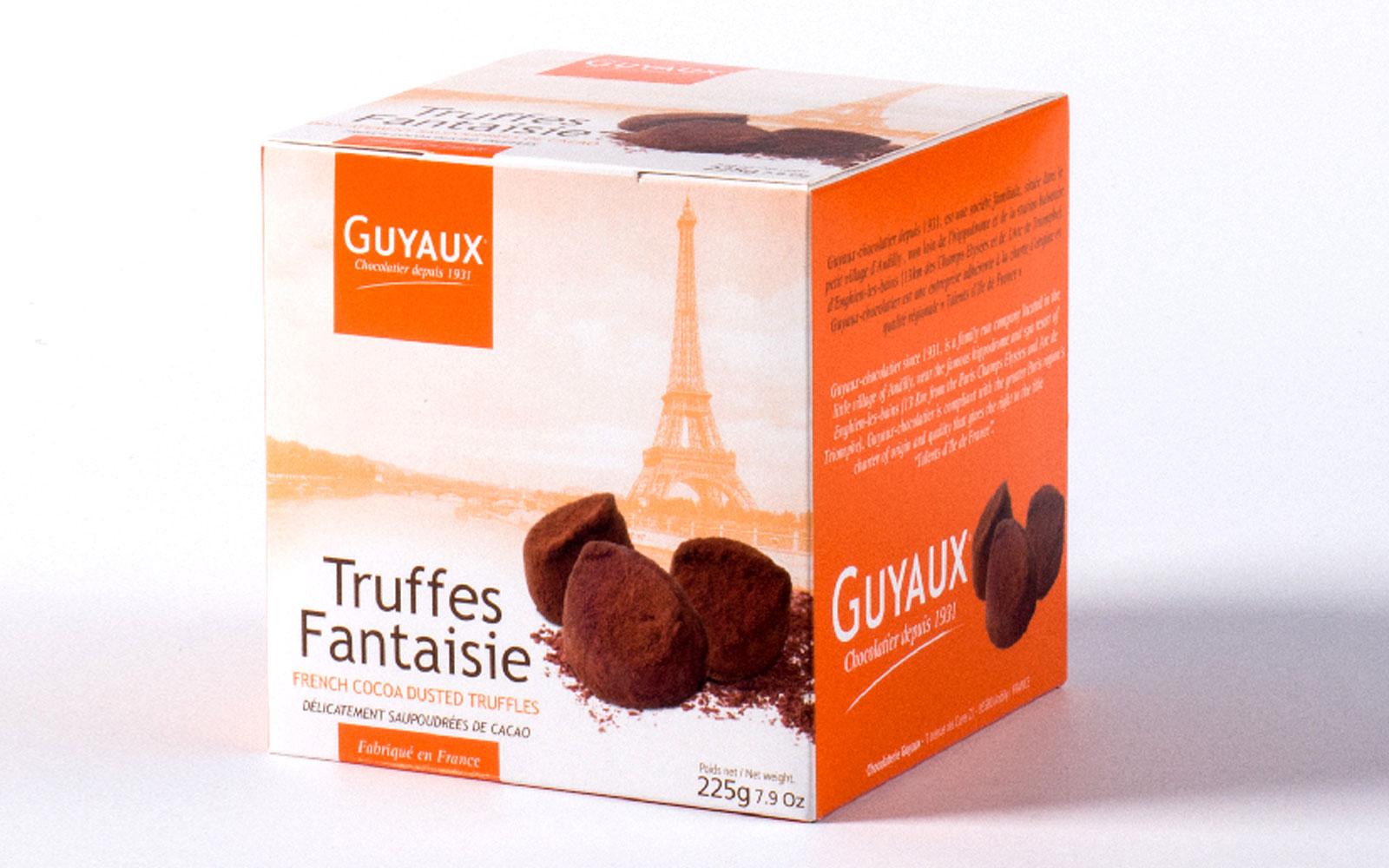 guyaux truffes fantaisie 225g