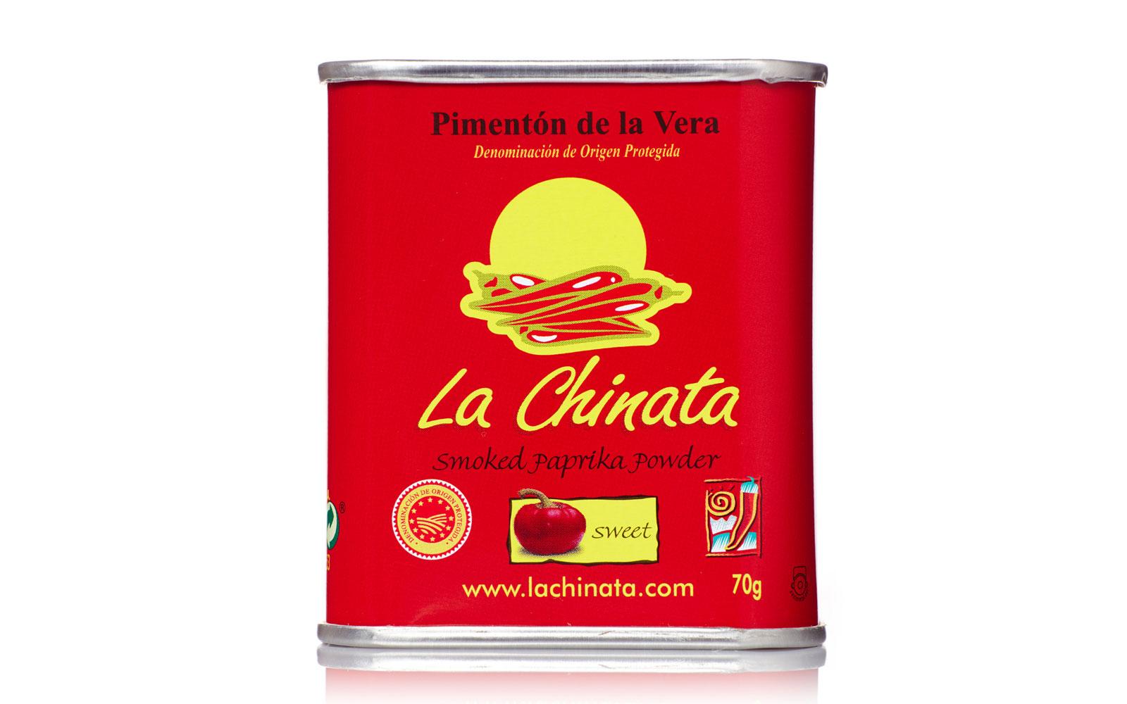 la chinata lata sweet