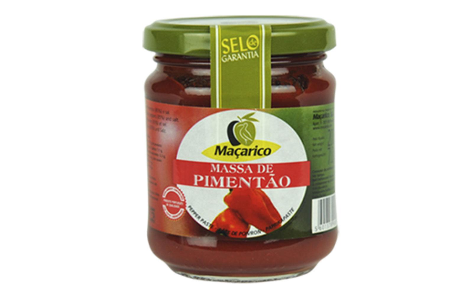 macarico massa de pimentao 200gr