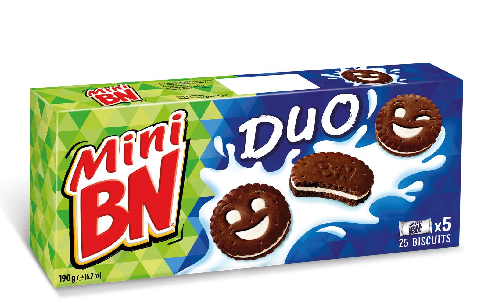 mini bn duo multilingue 175g