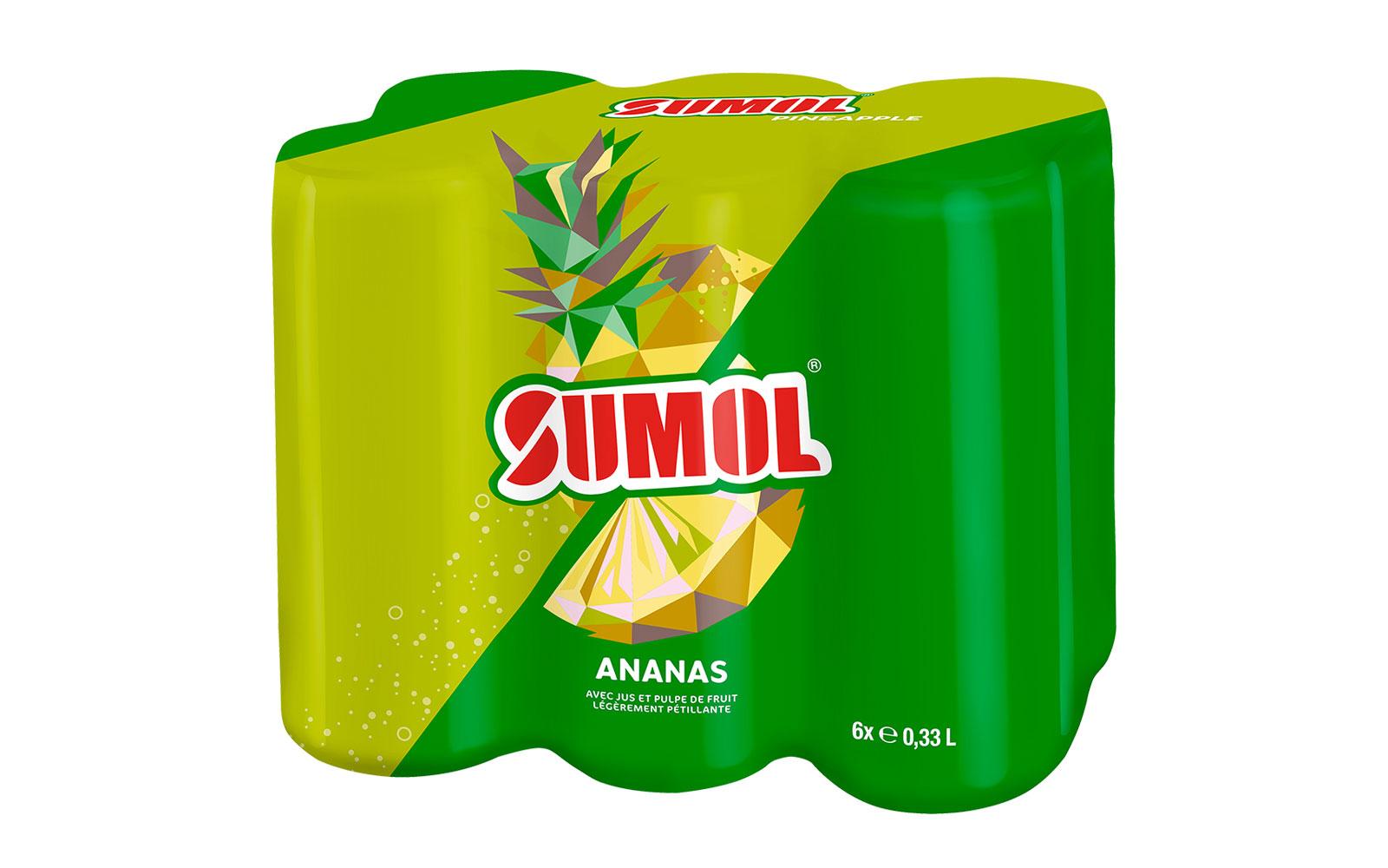 sumol ananas 6x1330ml