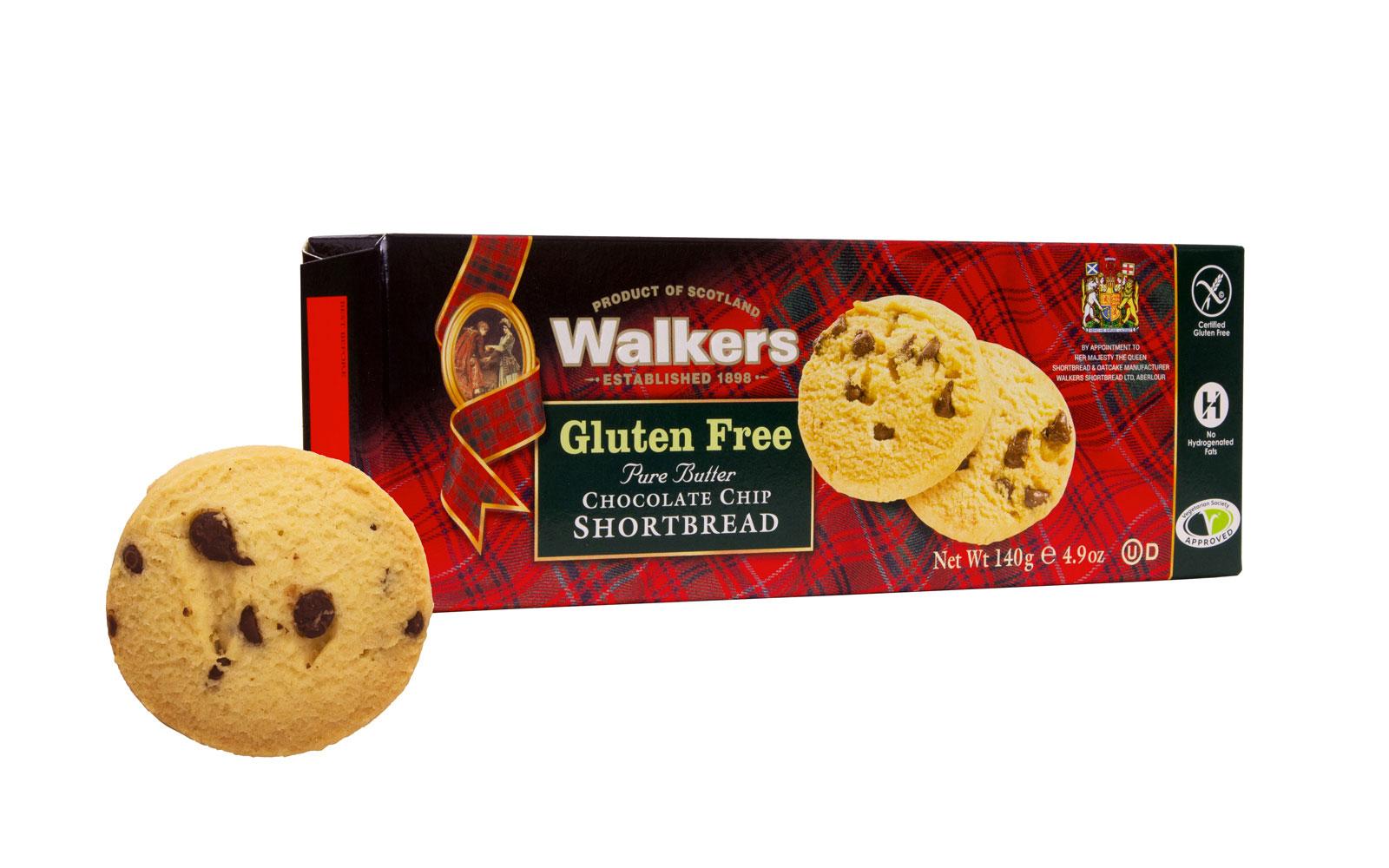 walkers gluten free