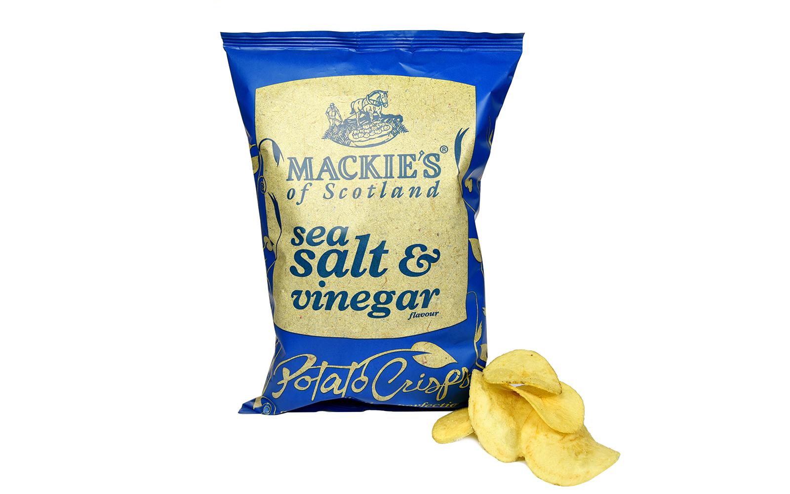 Photo Produit Chips Mackie's Salt and Vinegar